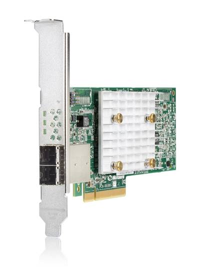 نگاهی به کنترلر HPE Smart Array E208e-p SR Gen10