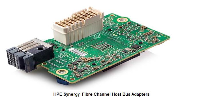 معرفی HPE Synergy Fibre Channel Host Bus Adapters