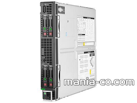 HP ProLiant BL660c Gen9 Server