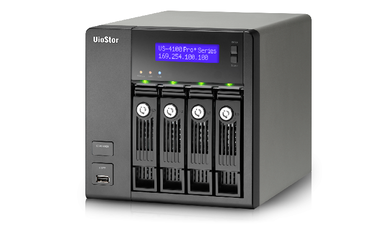 QNAP VioStor NVR 4-BAY Tower