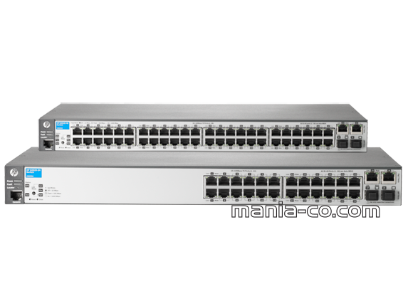 HP 2620 Switch Series