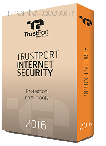 TrustPort Internet Security 2016
