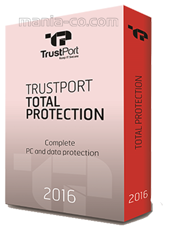 TrustPort Total Protection 2016