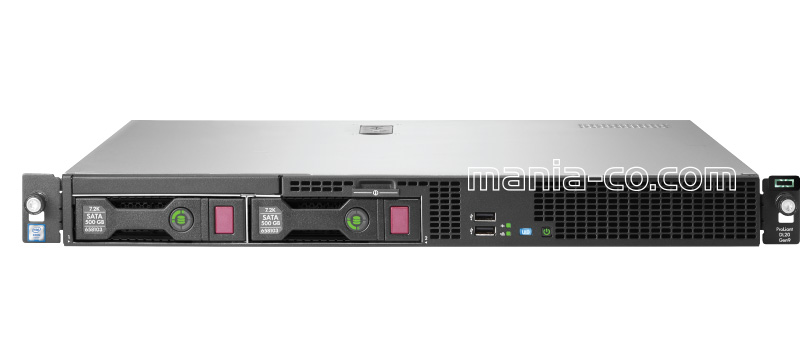 HP Server ProLiant DL20 G9