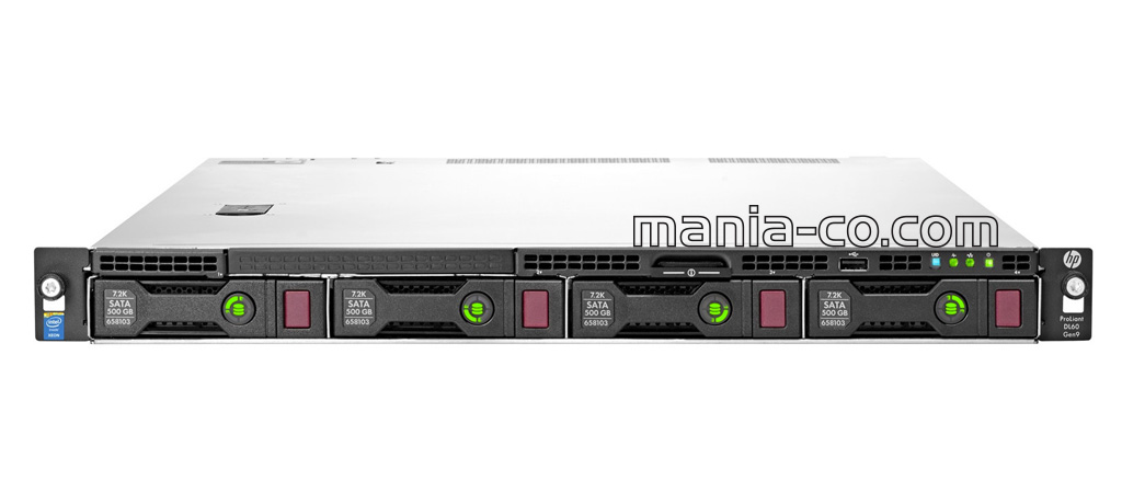 HP Server ProLiant DL60 G9