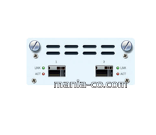 2 port 10GbE SFP + PORT module for XG/SG 2xx