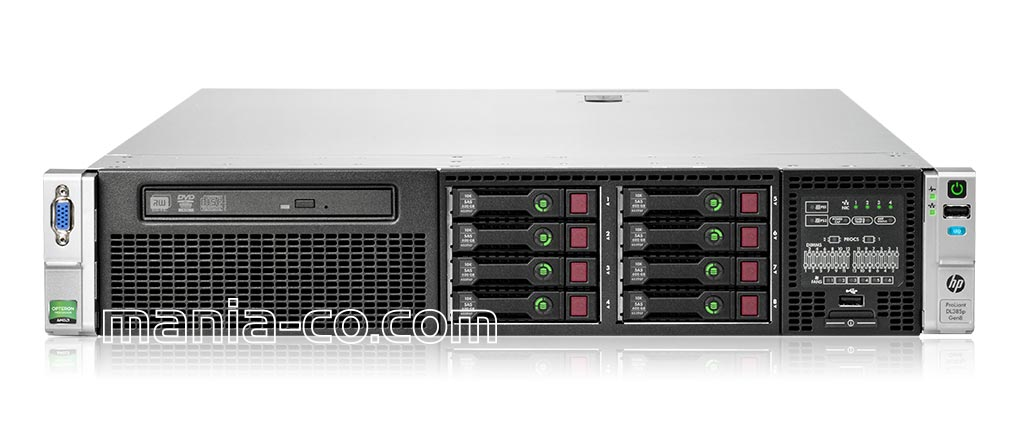 HP ProLiant Server DL380p 8SFF G8
