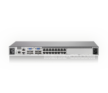 HPE 2x1Ex16 KVM IP Console Switch G2 AF621A