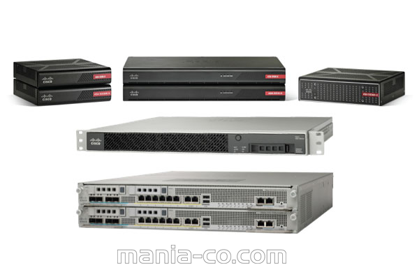 Cisco 5500-5500 Series Firewalls