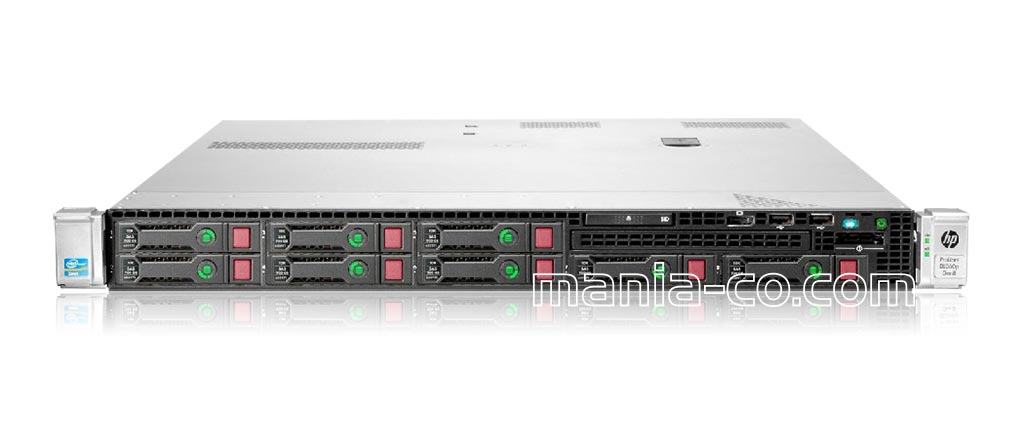 HP Server ProLiant DL360p G8