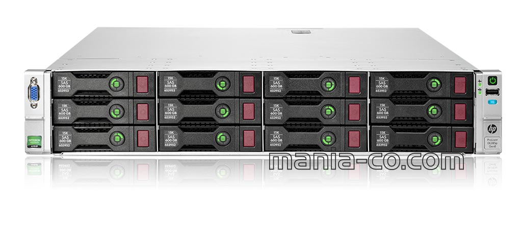 HP  ProLiant DL380e G8 LFF