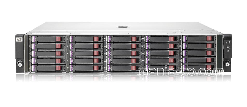 HPE Storage D2700 Disk Enclosures