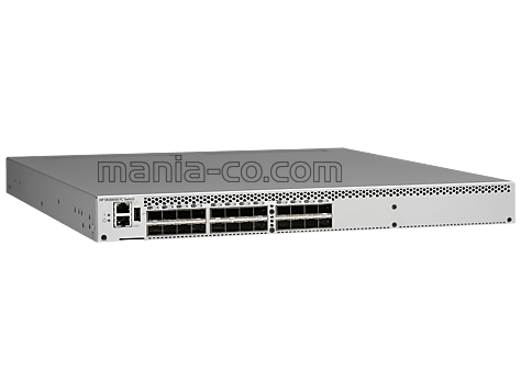 HPE SAN Switch N3000B 16Gb 24(12) port Active QW937A