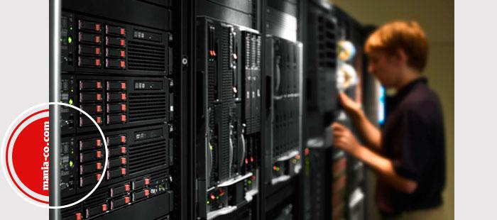 خدمات مشاوره در انتخاب سرور-مانیا آداک فن آوری