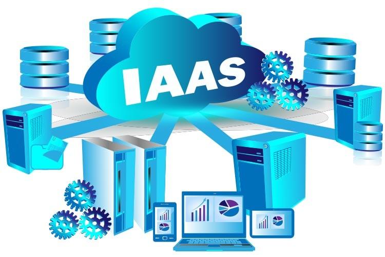 مزایای استفاده از سرویس IaaS
