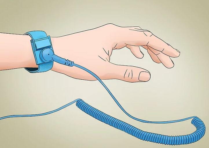 دستبند ضد استاتیک