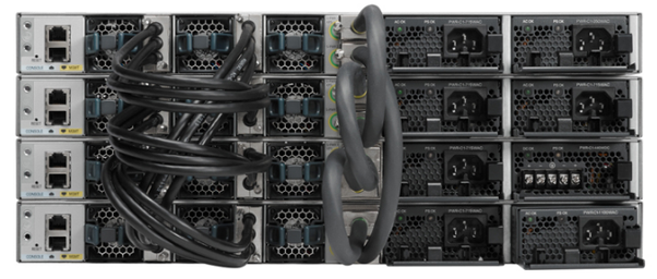 Cisco catalyst 3850 stacking cables