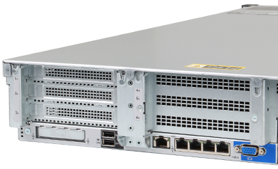 HPE Proliant DL380 Gen10 PCIe