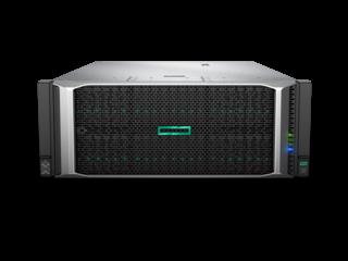 سرور اچ پی - دی ال 580 جی 10