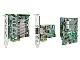 HPE Smart Array Gen10 Controllers