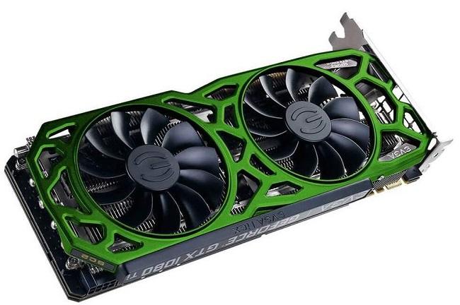 GTX 1080 green