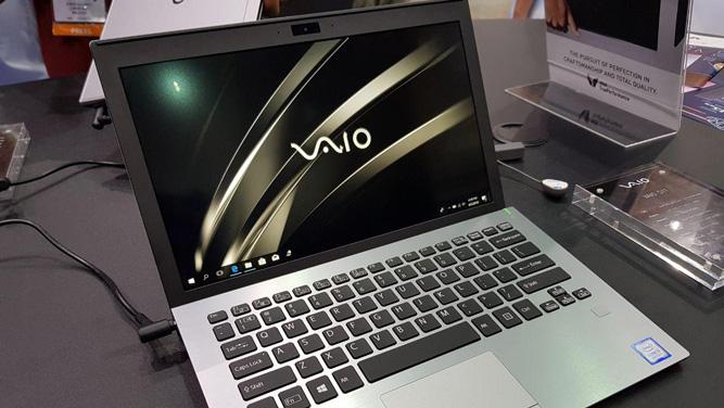 VAIO in Computex 2018
