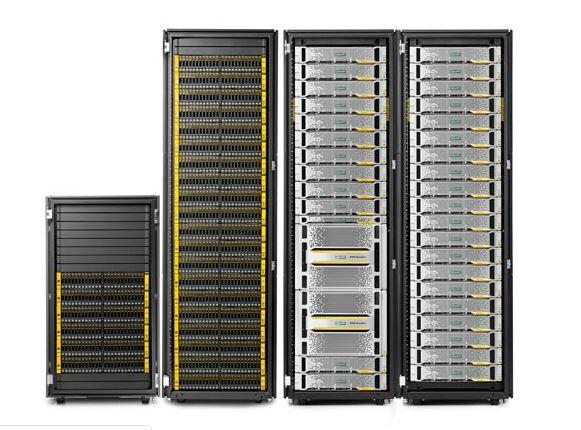 تفاوتهای HPE 3par Storeserv  با  HPE Primera