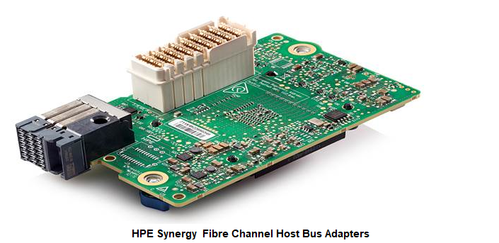 معرفی HPE Synergy Fibre Channel Host Bus Adapters