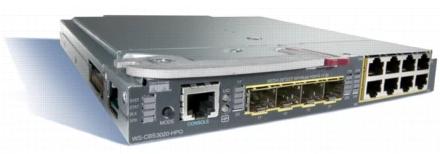 معرفی سوئیچ Cisco Catalyst Blade 3020