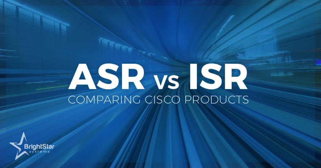 روترهای سری ASR  و ISR