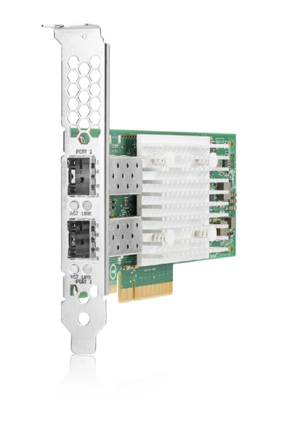 معرفی  HPE Ethernet 10/25Gb 2-port 621SFP28 Adapter