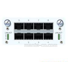 8Port GbE SFP Flexi Port Module