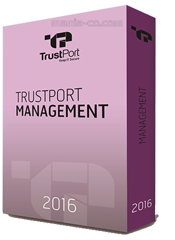 TRUSTPORT MANAGEMENT SECURITY FOR BUSINESS 2016