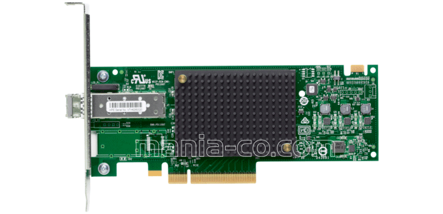 HPE StoreFabric SN1200E 16Gb Single Port Fibre Channel Host Bus Adapter - Q0L13A