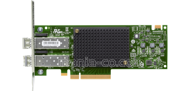 HPE SN1200E 16GB Dual Port Adapter - Q0L14A