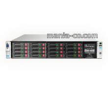 HP ProLiant DL380p 8SFF G8